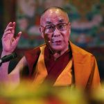 Dalai Lama rebuffs Trump's proposed wall during speech in Hyderabad